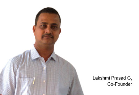Lakshmi Prasad G,Managing Director,Soham-IT-Services