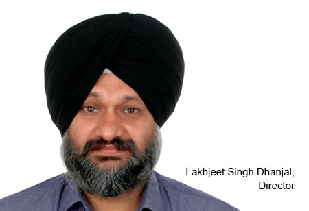Lakhjeet Singh Dhanjal,Director,Eminent-IT-Services