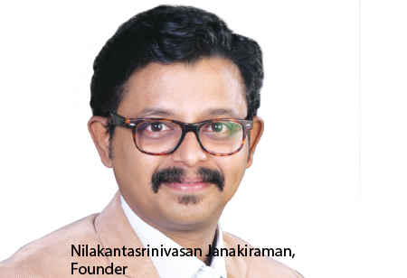 Nilakanta srinivasan,Founder,Canopus-Business-Management-Group