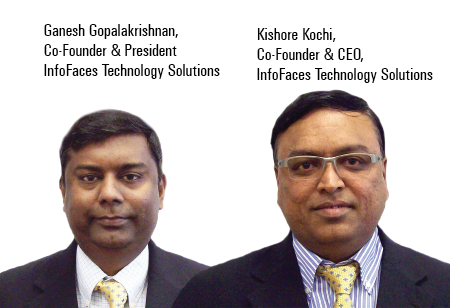 Kishore Kochi,Co-Founder & CEO,InfoFaces-Technology-Solutions
