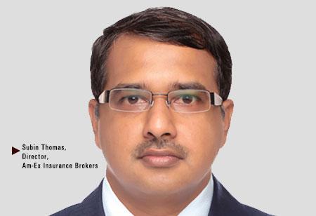 Subin Thomas, Director,AmEx-Insurance-Brokers