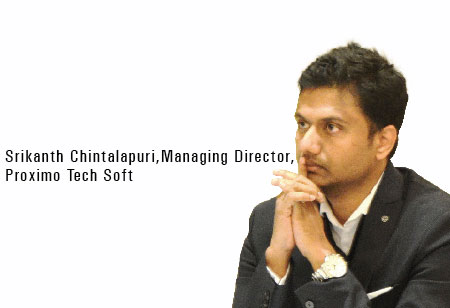 Srikanth Chintalapuri,Managing Director,Proximo-Tech-Soft
