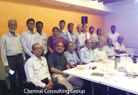 Anand J ,Co-founder & Principal Consultant,Chennai-Consulting-Group