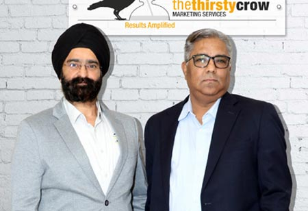 The Thirsty Crow Marketing Services: Scaling New Heights with Comprehensive Digital Marketing Solutions
