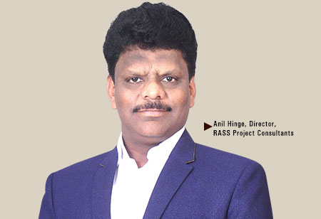 Anil Hinge,  Director,RASS-Project-Consultants